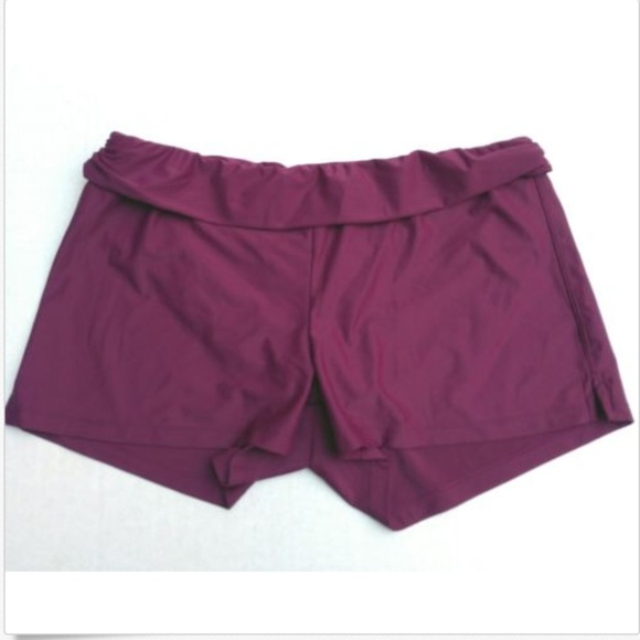 f39eb099dc Athleta Shorts | Splash Swim Mesh Lined Size L | Poshmark